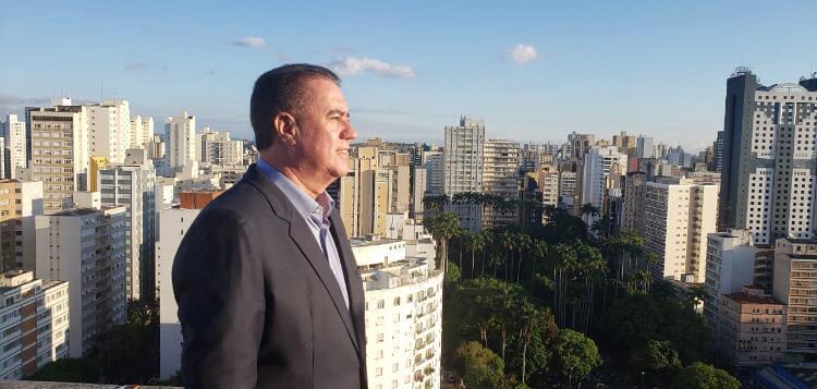 Jonas Donizette, ex-prefeito de Campinas e presidente da Frente Nacional de Prefeitos. Foto: Divulgação