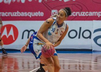 O Vera Cruz Basquete fez apenas uma partida pela LBF e venceu Catanduva em casa. Fotos: Fábio Leoni/Vera Cruz Basquete