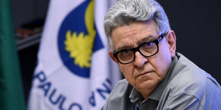 Sérgio Bisogni, presidente da Rede Mário Gatti. Foto: Carlos Bassan/PMC