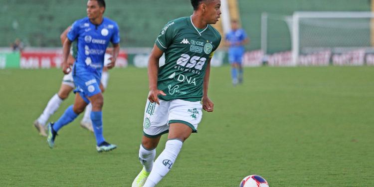 Jogador do Guarani 2
