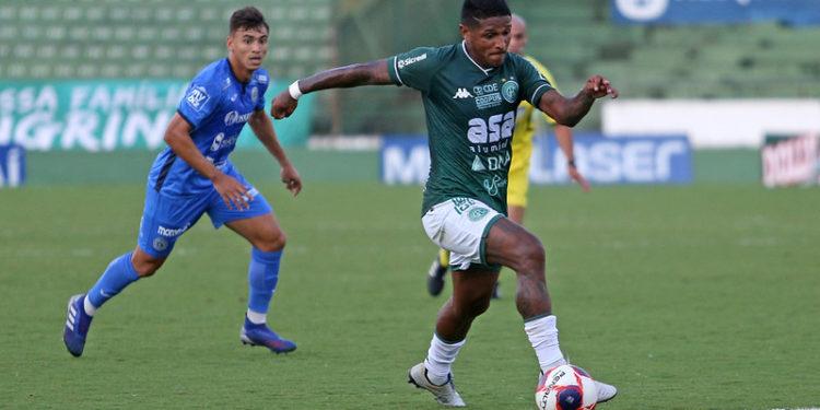 Jogador do Guarani - TESTE