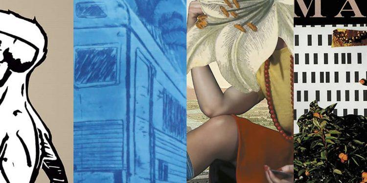 Exposição de arte nas ruas de Vinhedo: trabalhos foram impressos e distribuídos por locais de alta circulação de pessoas - Foto: Divulgação
