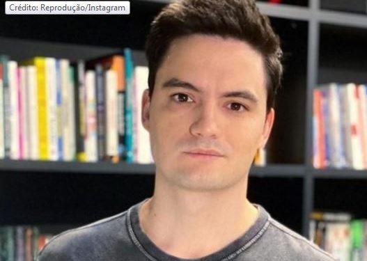 youtuber Felipe Neto foi acusado de crime contra a segurança nacional - Foto: Reprodução Instagram