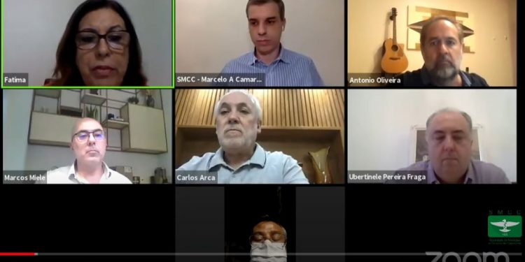 Especialistas participam da 20ª Edição do Fórum da SMCC - Foto: Reprodução