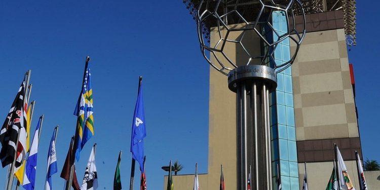 Sede da Federação Paulista de Futebol, na Capital Foto: Rodrigo Corsi/FPF