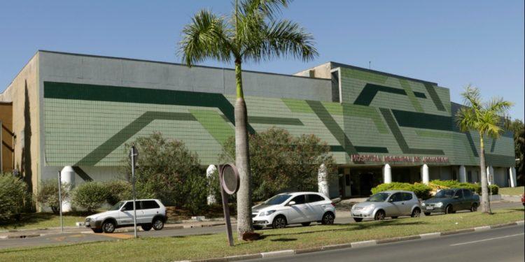 Hospital Municipal Walter Ferrari - foto Ivair Oliveira