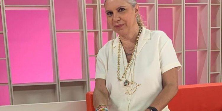 Astrid Fontenelle, do Saia Justa (GNT): grisalhos assumidos - Foto: Divulgação