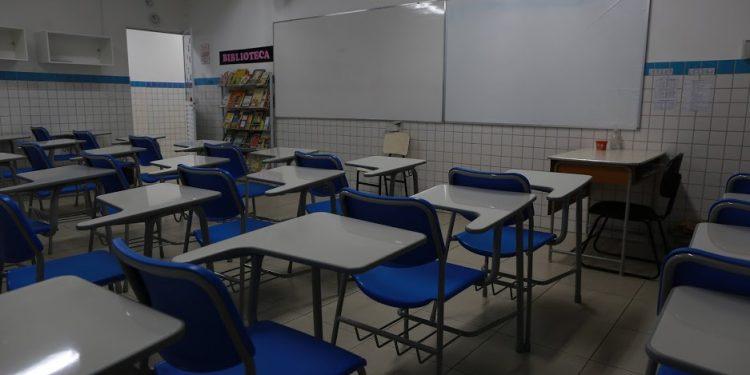 As salas de aula de Campinas continuarão vazias durante a Fase Emergencial. Foto: Leandro Ferreira/AAN