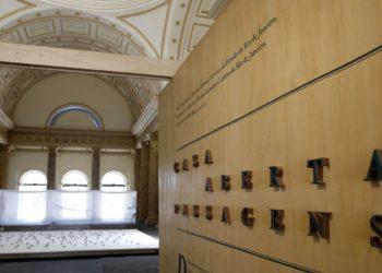 O centro cultural Casa França-Brasil reabre após um ano de fechamento e recebe a mostra Casa Aberta: Paisagens, na região central do Rio de Janeiro. Foto: Divulgação