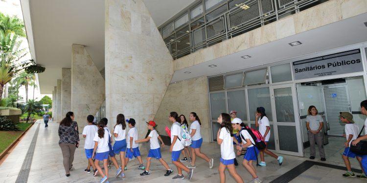 Balanço do retorno às aulas presenciais foi feito na Câmara. Foto. Divulgação \ PMC