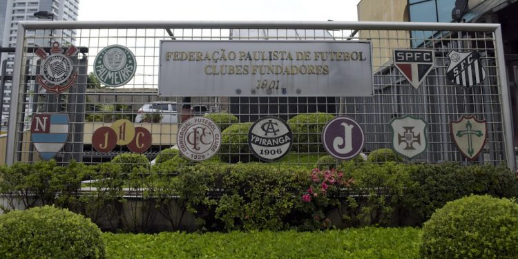 Federação Paulista de Futebol cria novo protocolo para convencer Ministério Público a liberar realização da competição - Foto: Divulgação