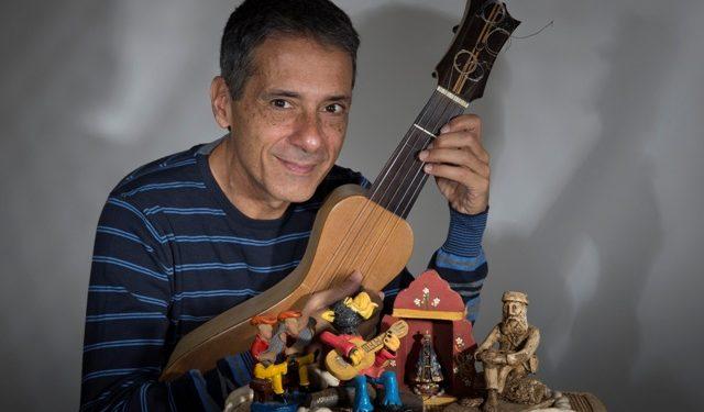 Violeiro Paulo Freire estreia show on-line - Foto: Divulgação/Isabela Sanatore