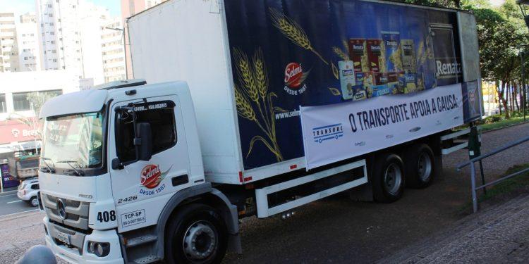 Campanha Campinas sem Fome recebe doação da Transurc - Foto: Divulgação