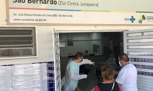 Campinas manteve atendimento em três Centros de Saúde durante o feriado  - Foto: Carlos Bassan/PMC