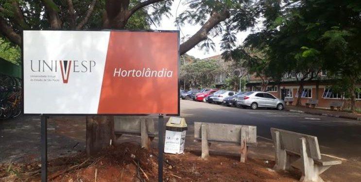 Polo da Univesp na cidade de Hortolândia - Foto: Divulgação/Prefeitura