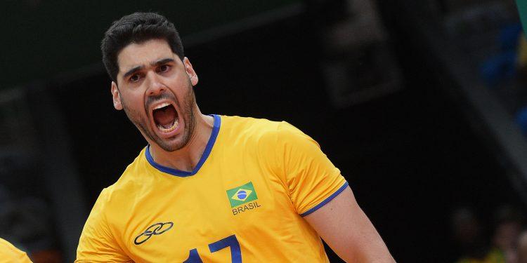 Evandro também foi campeão Mundial de Clubes em 2016 e eleito melhor oposto da competição. Foto: Divulgação