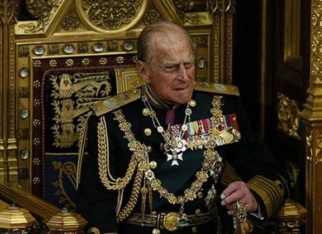 Príncipe Philip foi sepultado neste sábado  - Foto: Divulgação The British Monarchy