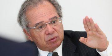 O ministro Paulo Guedes participou do jantar com empresários - Foto: Marcos Corrêa/PR/ Fotos Públicas
