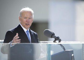 O presidente americano Joe Biden - Foto: Fotos Públicas/Carlos M. Vazquez II