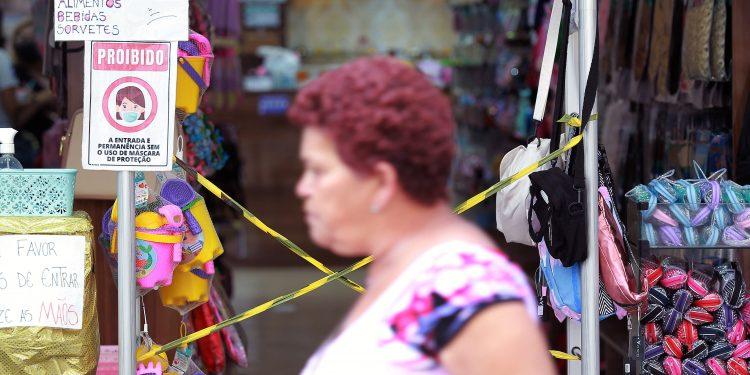 O comércio aguarda com expectativa a diminuição das restrições no estado. Foto: Leandro Ferreira/Hora Campinas