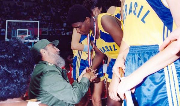 Ruth também foi campeã dos Jogos Pan-Americanos de 1991, em Havana. Foto: Divulgação/CBB
