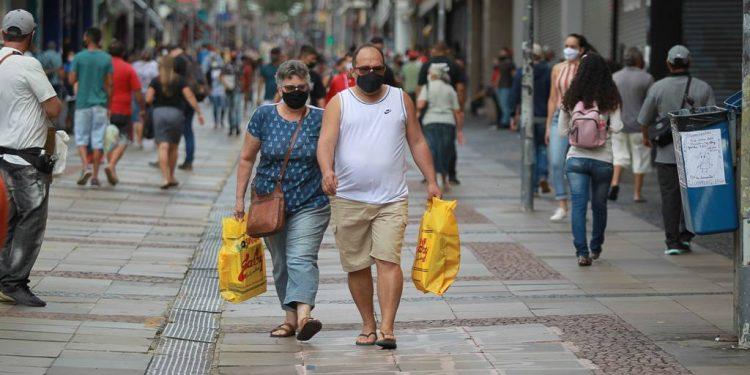 Comércio no centro de Campinas - Foto: Leandro Ferreira/Hora Campinas