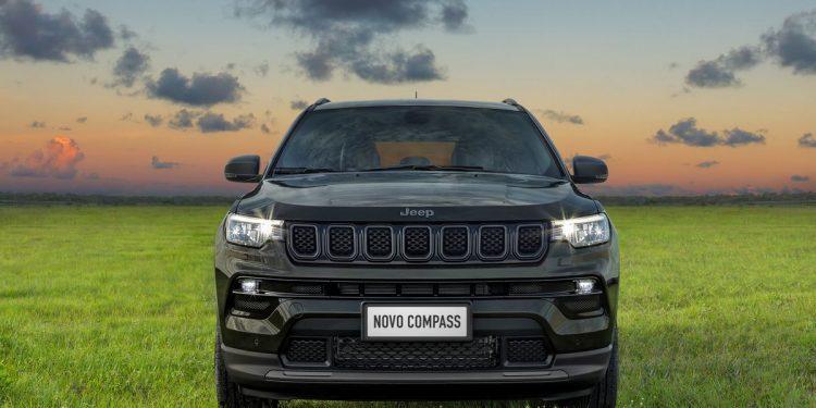 O novo Compass está disponível versões Sport, Longitude e Limited T270. Foto: Divulgação