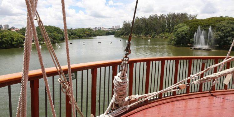 Fechada ao público desde 3 março, Lagoa do taquaral será reaberta nesta sábado (24). Foto: Leandro Ferreira/Hora Campinas