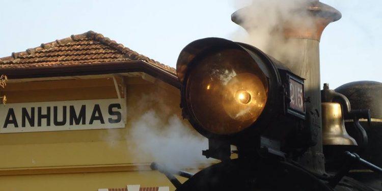 A maria-fumaça é operada pela Associação Brasileira de Preservação Ferroviária. Foto: ABPF/Divulgação