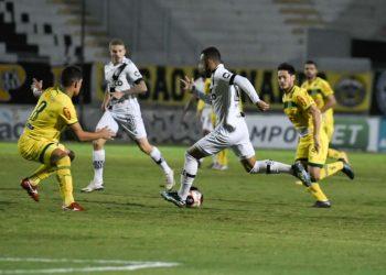 A Ponte Preta sofreu a segunda derrotada seguida dentro de casa no Paulistão. PontePress/Álvaro Jr.