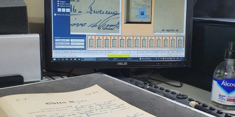 A pandemia contribuiu para a substituição das certidões em papel pelas digitais. Foto: Arquivo