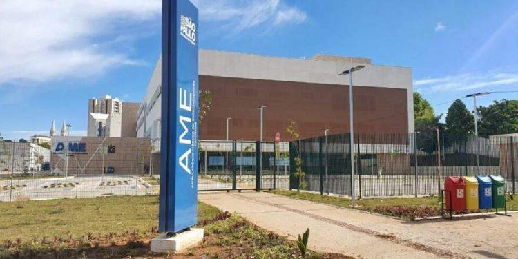 O AME voltou a funcionar como hospital Covid em março passado. Foto: Arquivo