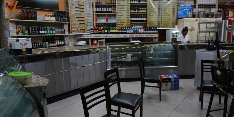 Estabelecimentos do setor de bares e restaurantes têm direito à linha de crédito. Foto: Leandro Ferreira/Hora Campinas