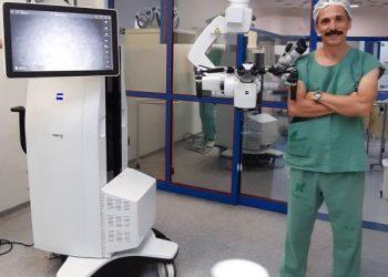 O neurocirurgião Prof. Dr. Helder Tedeschi, responsável pela equipe de neurocirurgia do Centro Infantil Boldrini  Foto: Divulgação