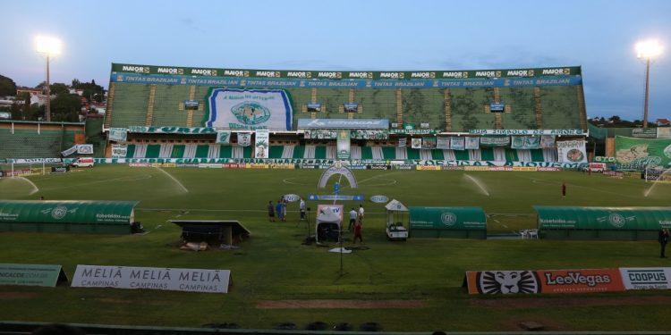 Desde 1978 o Guarani ostenta a façanha de ser o único campeão brasileiro do Interior. Foto: Divulgação