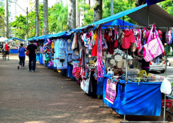 A Feira de Artesanato no Convivência estará aberta ao púbico das 8h às 14h. Foto: Arquivo