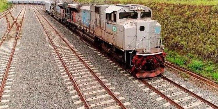 No dia 8, será a vez do leilão da Fiol 1, o primeiro trecho da Ferrovia de Integração Oeste-Leste, entre Ilhéus e Caetité. Foto: Divulgação