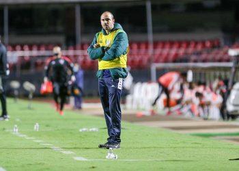 """O técnico Allan Aal: """"é fundamental estarmos juntos no dia a dia - Foto: """"Thomaz Marostegan/Guarani FC"""