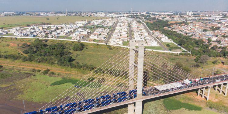 Hortolândia é um dos municípios da RMC que atraem investimentos imobiliários para o segmento econômico Foto: Divulgação