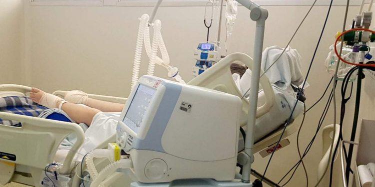 Número de pessoas internadas em hospitais no Estado caiu de forma significativa, segundo secretaria de saúde. Foto: Leandro Ferreira \ Hora Campinas