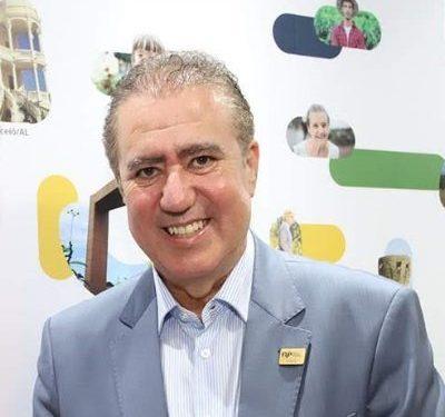 Jonas Donizette, presidente da FNP, pede orientação ao presidente do STF. Foto: Arquivo