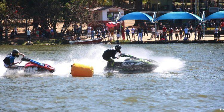 Intalada no principal parque de Campinas, Lagoa do Taquaral, poderá receber competições  aquáticas. Foto: Leandro Ferreira \ Hora Campinas