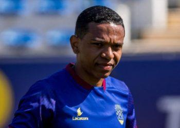 A última passagem de Niltinho pelo futebol brasileiro foi em 2018. Foto: Divulgação/Desportivo Chaves