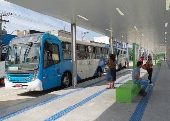 Sistema registra média de 560 mil passageiros (passagens pela catraca) por dia útil e 14 milhões de passageiros \  mês. Foto: Leandro Ferreira \ Hora Campinas