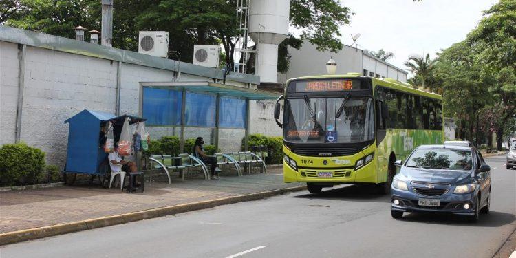 Sistema de transporte público foi afetado pela grave no meio da tarde de hoje em Paulínia. Foto: Divulgação