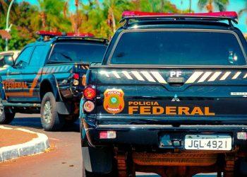 Polícia Federal deflagrou a operação em dois estados - São Paulo e Santa Catarina. Foto: Divulgação