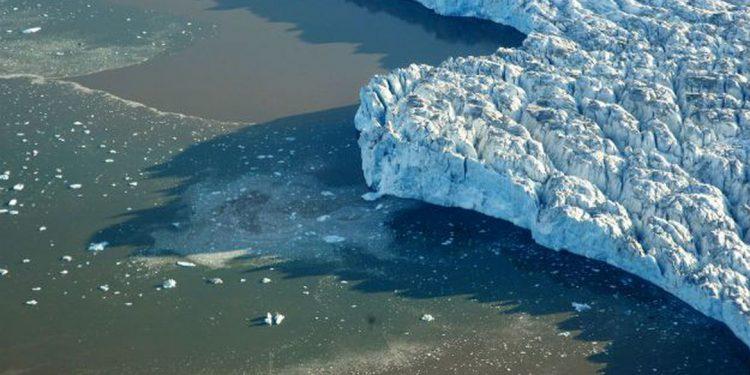 Derretimento polar: estudo mostra que derretimento está afetando os níveis dos mares em cerca de 0,74 milímetros por ano, ou 21% da elevação do nível dos mares em geral Foto: Mark Garten/Agência ONU