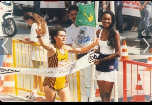 Roseli encerrou a carreira precocemente, em 1997, e dedicava-se ao trabalho de treinadora. Foto: Divulgação/CBAr