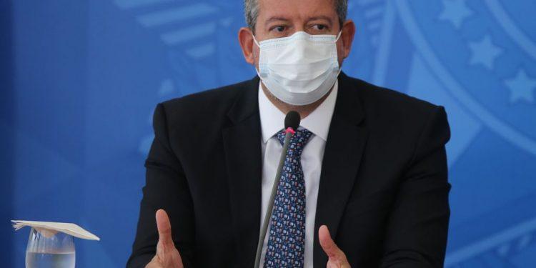O presidente da Câmara dos Deputados, Arthur Lira Foto: Flávio Rodrigues Pozzebom/Agência Brasil