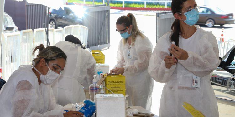 Balanço do primeiro dia de abril mostra que os altos índices de infecção e mortes continuam no Estado. Foto: Divulgação